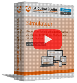 Simulateur de déduction fiscale